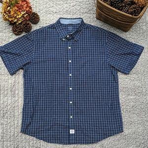 Izod Saltwater Poplin Shirt